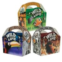 Wildlife Safari Meal Party Box